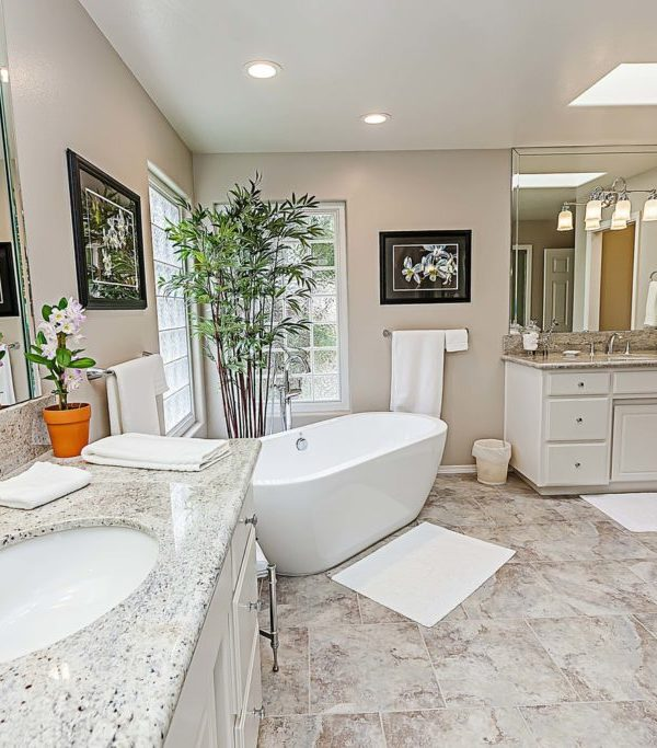 Painters Edmonds WA: Remodeling the Bathroom by Choosing the Right Color