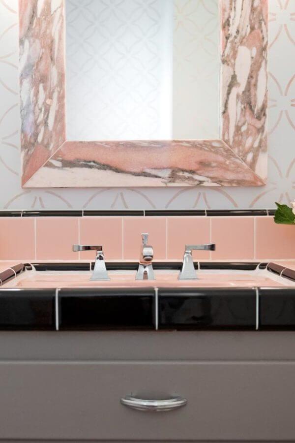 Pink Bathroom Remodel and Painters Redmond WA